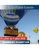 Billet de vol en montgolfière - Mondial Chambley 2019 - Buron Pilatre Evasion