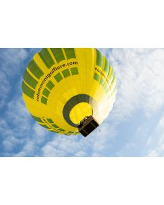 Vol en montgolfière - Les étangs de Lachaussée