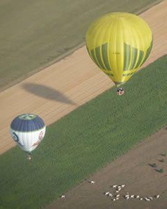 Vol en montgolfière - DUOPACK Semaine