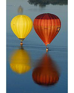 Vol en montgolfière en duo pack